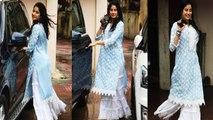 Proved! Jhanvi Kapoor Humility & Humbleness makes Her a TRUE successor of MOM SRIDEVI
