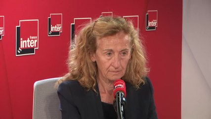 Nicole Belloubet - France Inter lundi 9 septembre 2019