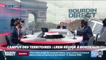 Président Magnien ! : LREM réunie à Bordeaux pour le campus des territoires - 09/09