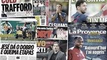 L'Italie célèbre déjà sa qualification, l'influence de Cristiano Ronaldo sur Jesé
