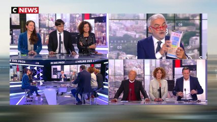 Marie-Laure Harel - CNews lundi 9 septembre 2019