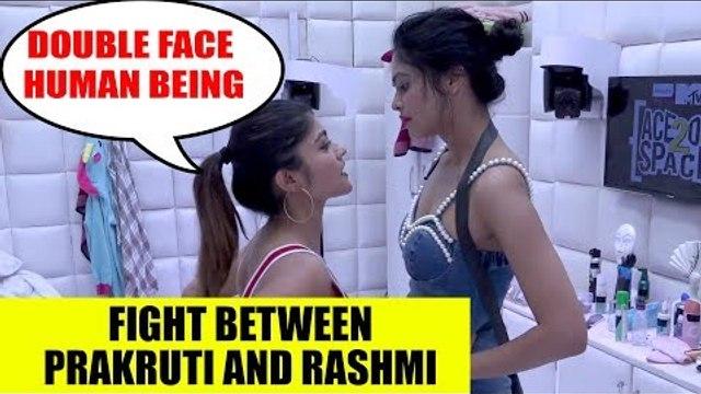 Ace of Space 2: Fight between Prakruti And Rashmi  and Yash and Nikita