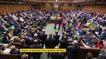 Brexit : un cauchemar éveillé pour Boris Johnson