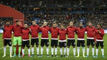 Macron apologizes to Albania after wrong national anthem played at football match