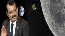 Mylswamy Annadurai explains why the lander not receives   signals from ISRO?