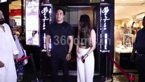 Rinzing Denzongpa and Malvika Raaj Host Dinner Party For Team of His Debut Film