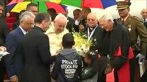Le pape François à l'île Maurice : le dialogue inter-religieux à l'honneur