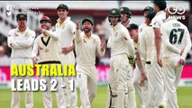 Australia Retain Ashes After Winning the 4th Test At Old Trafford