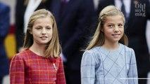 Dejan de lado a Leonor y Sofía a causa del malestar entre Letizia y las infantas