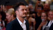 Orlando Bloom adopted pet garden snake to overcome his fears