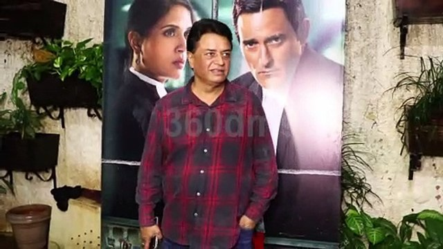Watch Special Screening of Movie 375 with Bollywood Celebs and Whole Cast