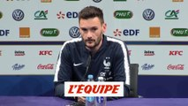 Lloris «Andorre a pris de la confiance en Turquie» - Foot - Qualif. Euro - Bleus