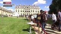 Il n'y a désormais plus de places pour visiter le Palais de l'Elysée pour les prochaines Journées du patrimoine le 21 et 22 septembre prochain - VIDEO