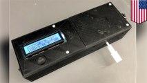 Scientists create breathalyzer to detect marijuana