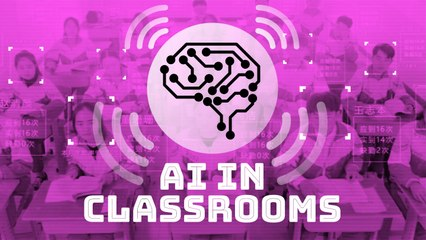 AI in China's classrooms sparks privacy worries