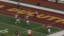 Il remonte tout le terrain en football américain pour marquer un touchdown incroyable !