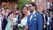 PHOTOS. Emilie Broussouloux dévoile des photos inédites de son mariage avec Thomas Hollande