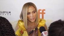 Jennifer Lopez auf dem Toronto Filmfestival von PETA angegriffen