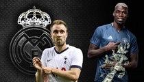 يورو بيبرز: ريال مدريد يلاحق ايركسن بعد اقتراب بوغبا من التجديد