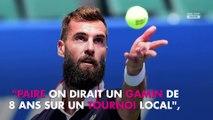 Benoît Paire : Marion Bartoli répond à une provocation du tennisman