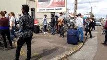 Une expulsion de migrants menée à Chenôve