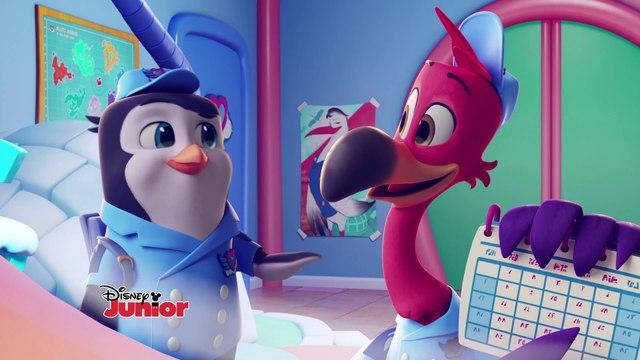 """T.O.T. S - Avant-première avec Disney Junior : Episode """"un châton polisson"""""""