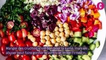 7 aliments qui font gonfler le ventre