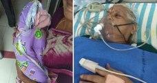 C'est une première mondiale, une femme âgée de 73 ans a donné naissance à des jumelles