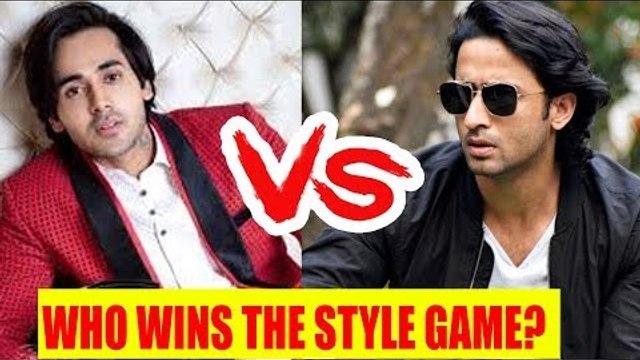 Randeep Rai vs Shaheer Sheikh: Who wins the style game?