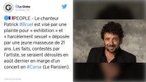 Patrick Bruel entendu dans une affaire d'exhibition sexuelle présumée