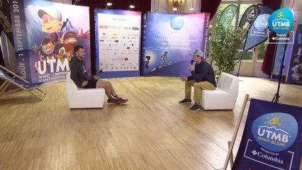 UTMB® 2019 Interview (FR/EN) - Stian ANGERMUND-VIK