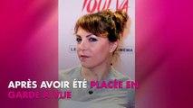 Scènes de Ménages : Anne-Elisabeth Blateau sort du silence après sa garde à vue