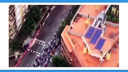 While Flying Overhead, A Helicopter Filming La Vuelta Spotted… An Enormous Cannabis Farm (VIDEO)