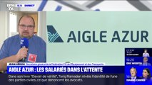 """Jean Hédou, Secrétaire général de la Fédération FO de l'équipement et des Transports: """"Air France est potentiellement le repreneur qui a plus de fiabilité"""""""