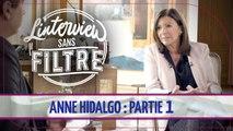 """Anne Hidalgo à propos d'ONPC : """"J'ai envie d'aller dans des endroits où je me sens à l'aise"""""""