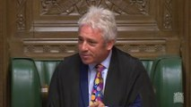 House of Commons speaker John Bercow announces plans to step down