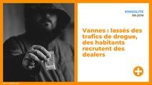 Vannes : lassés des trafics de drogue, des habitants recrutent des dealers