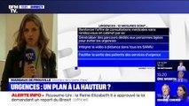 """Crise des urgences: un """"plan de refondation des urgences"""" contenant 12 meures clés a été dévoilé par Agnès Buzyn"""