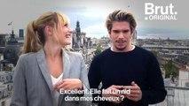 """Les applications de rencontres, """"je trouve ça un peu triste"""" : François Civil et Ana Girardot racontent"""