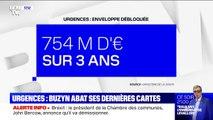 """Crise des urgences: Agnès Buzyn promet """"754 millions d'euros en 3 ans"""""""