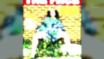 La espectacular foto de Rosalía en la que aparece abierta de piernas