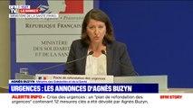 """Crise des urgences: """"Je souhaite créer un service universel pour répondre à toute heure à la demande de soin des français, le SAS"""", déclare Agnès Buzyn"""