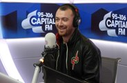 Sam Smith has a group chat to compare McDonalds menus
