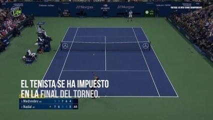 Rafa Nadal a un gran slam de igualar a Federer