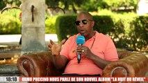 Le rappeur Oxmo Puccino présente son nouvel album