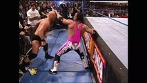 WrestleMania 13 Bret Hart vs Stone Cold Steve Austin HD