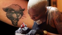 The Black Panther Tattoo Project is Reclaiming Black History