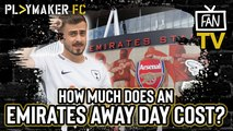 Fan TV | Is an Emirates away day the most expensive in the Premier League?