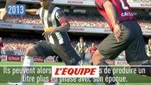 Rétrospective des 25 ans de la licence - Esport - eFootball PES 2020