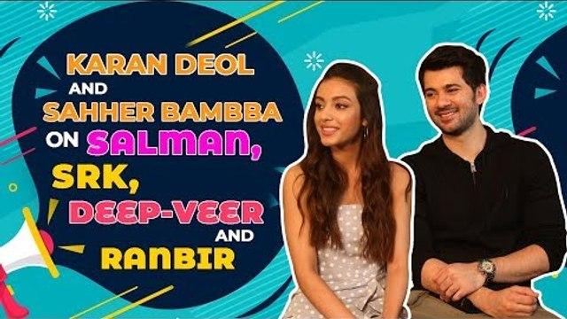 'I am grateful to Salman sir & Ajay sir for.... ' - Karan Deol | Sahher Bambba | Pal Pal Dil Ke Paas